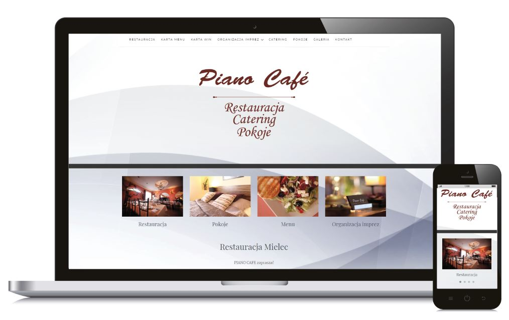 Piano Cafe Mielec