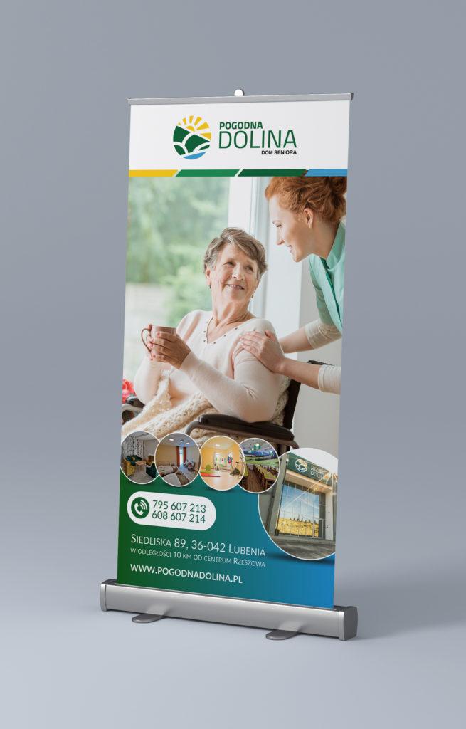 rollup - projektowanie graficzne rzeszów - agencja marketingowa concrea