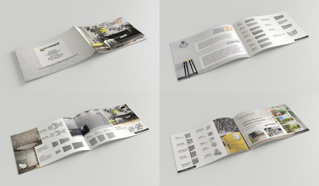 katalogi - projektowanie graficzne rzeszów - agencja marketingowa concrea