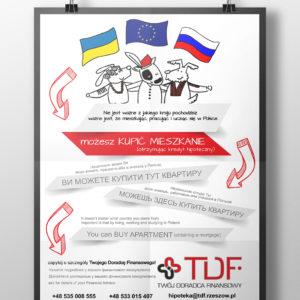 plakaty - projektowanie graficzne rzeszów - agencja marketingowa concrea