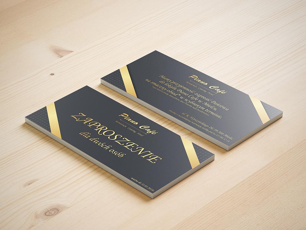 zaproszenie - projektowanie graficzne rzeszów - agencja marketingowa concrea