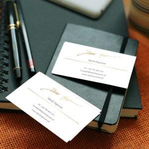 wizytówka - projektowanie graficzne rzeszów - agencja marketingowa concrea