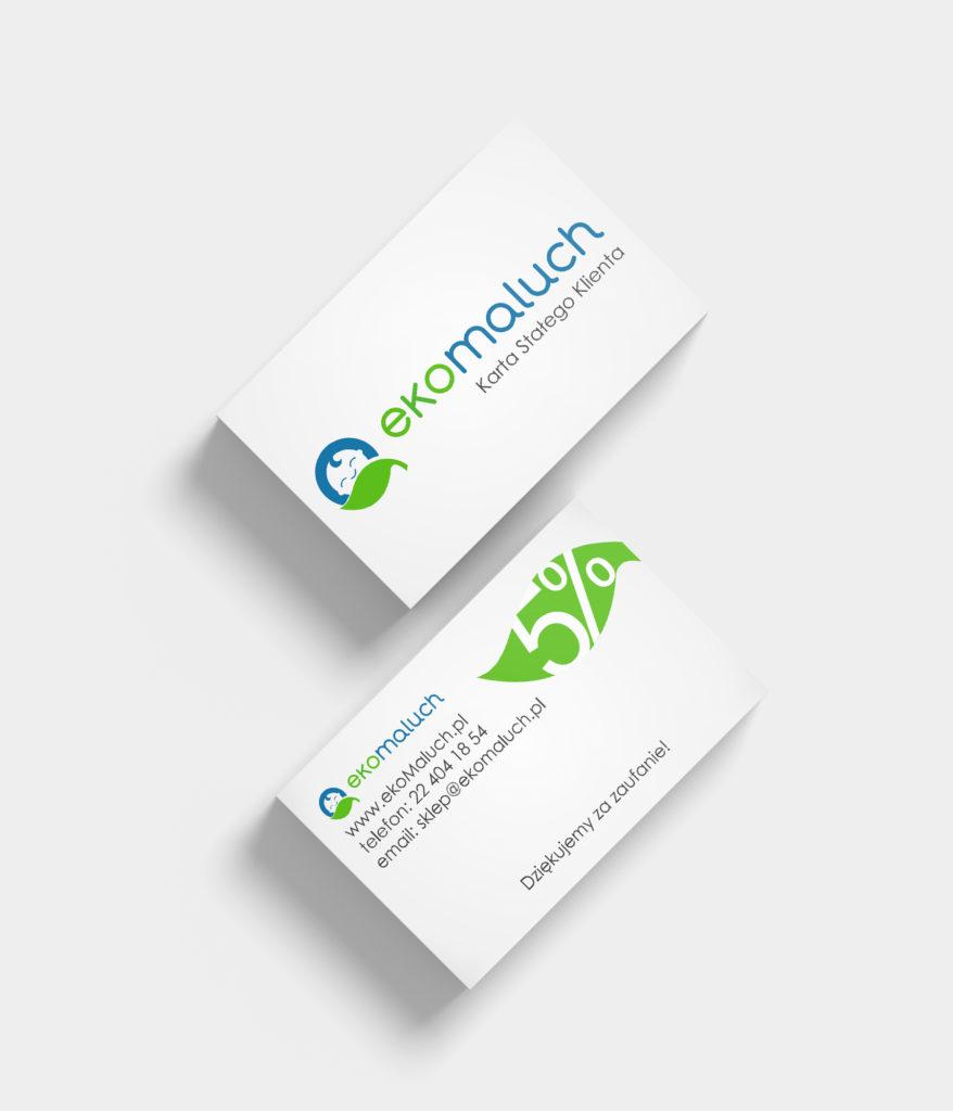 karta stałego klienta - projektowanie graficzne rzeszów - agencja marketingowa concrea