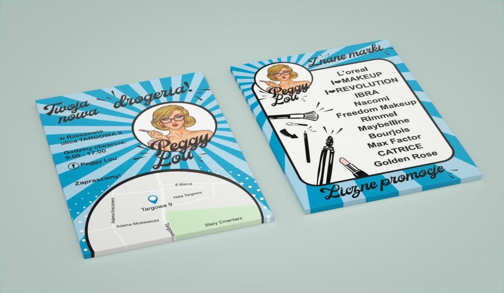 ulotki - projektowanie graficzne rzeszów - agencja marketingowa concrea