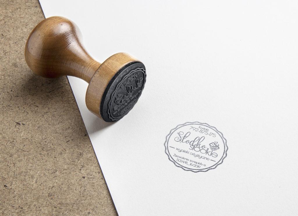 pieczątka - projektowanie graficzne rzeszów - agencja marketingowa concrea